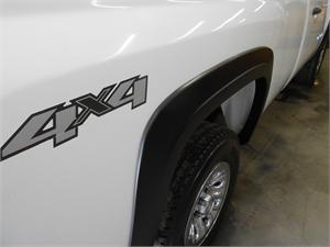 07-11 Chevy 1500 Fender Flares - Short