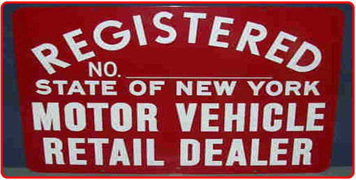 DEALERSHIP SIGNAGE